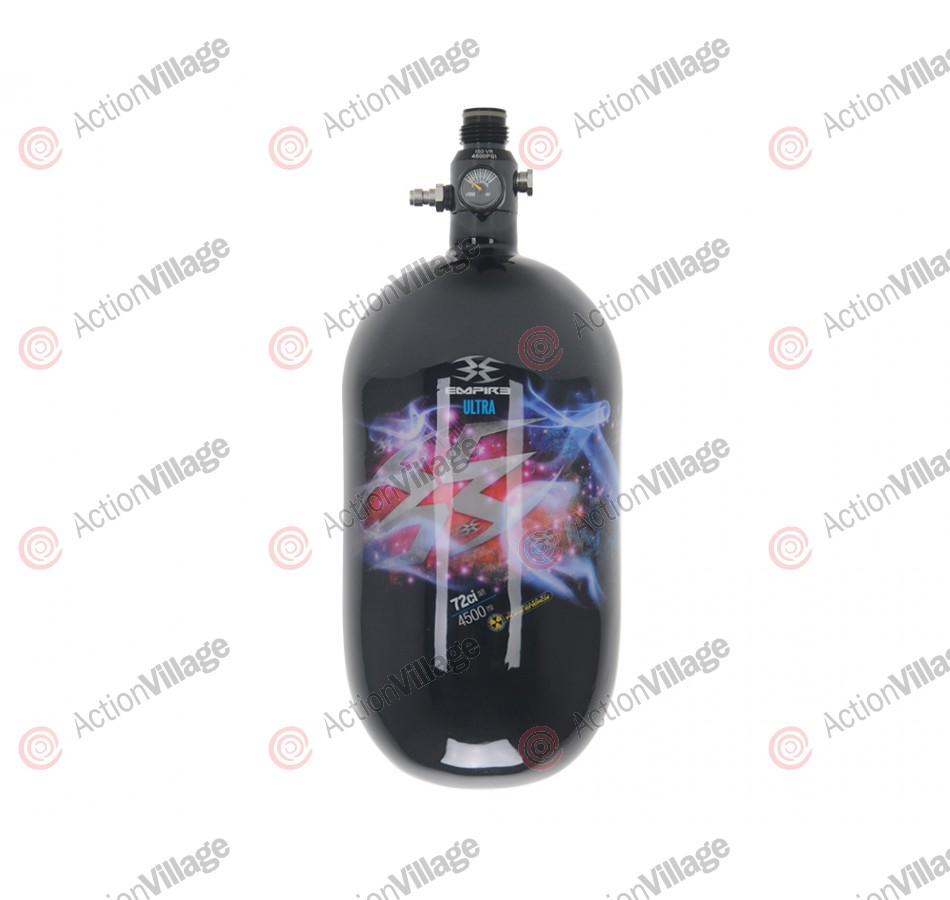 Empire Ultra 72/4500 Compressed Air Paintball Tank