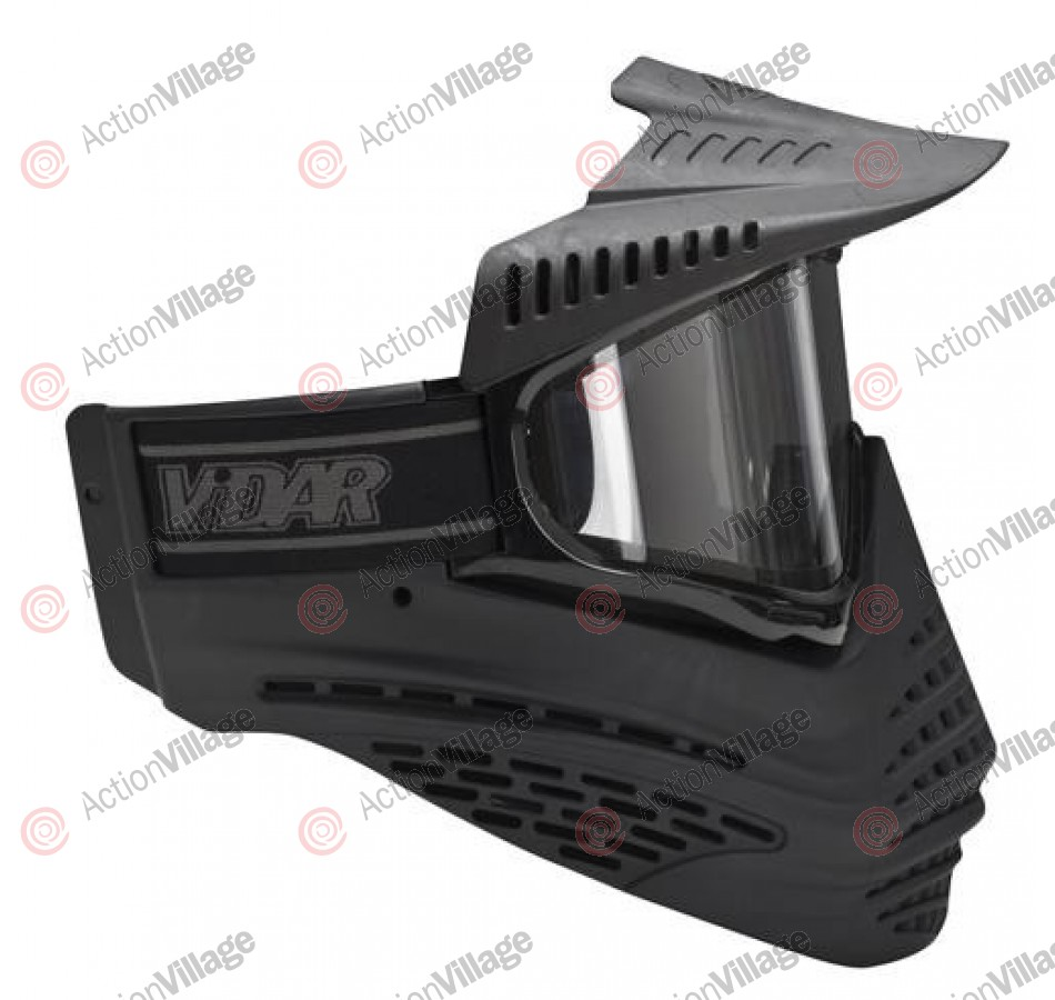 Empire Vidar Thermal Paintball Mask - Black