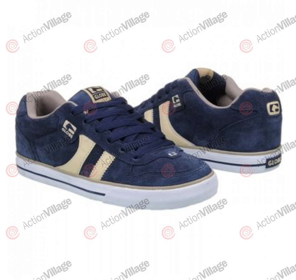 Globe Encore - Navy/Tan/Dune - Skateboard Shoes