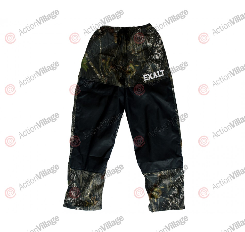Exalt Throwback Paintball Pants - Camo