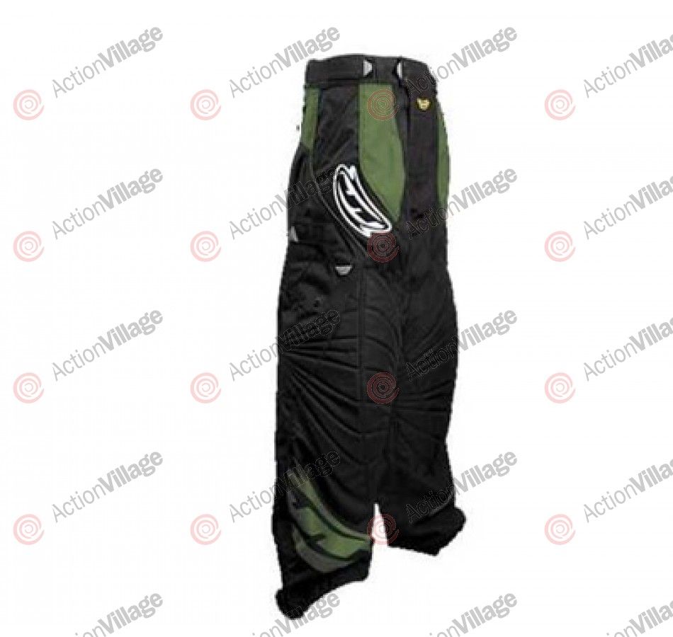 JT 2008 08 Pro Series Paintball Pants - Olive