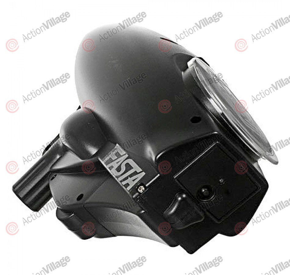 Kingman Fasta LED 9v Paintball Loader - Black