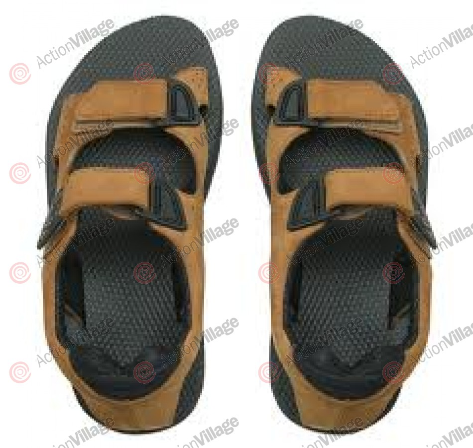 Flojo's 4X4 Velcro Sandals - Tan