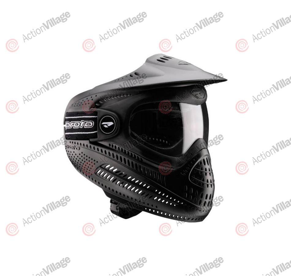 Proto Switch FP Paintball Mask - Black