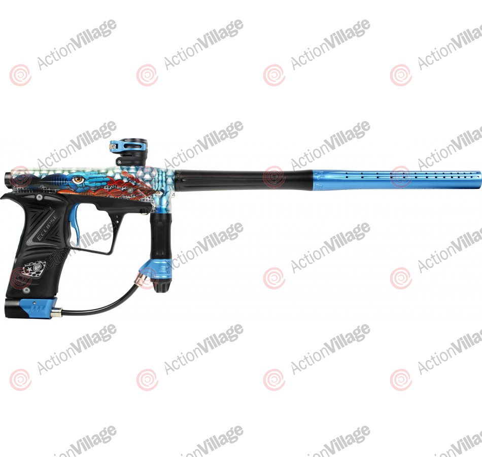 Planet Eclipse Geo 3 Paintball Gun - Dynasty Fraige Edition