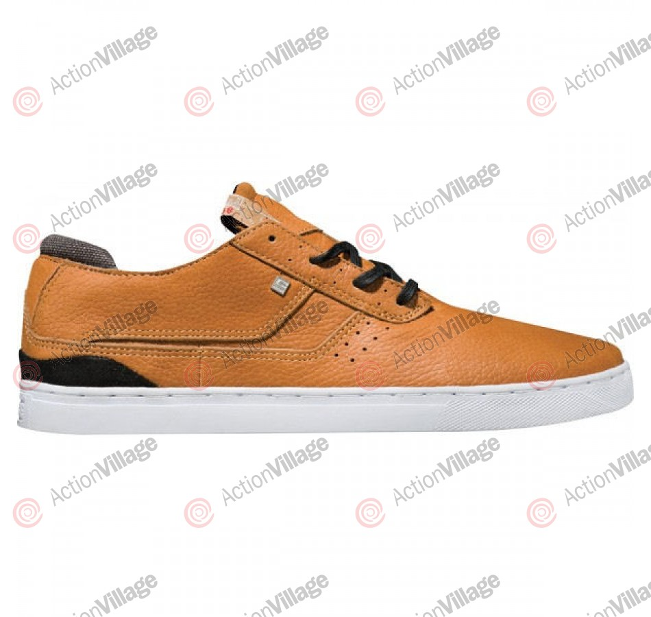 Globe Comanche Low - Rust - Skateboard Shoes
