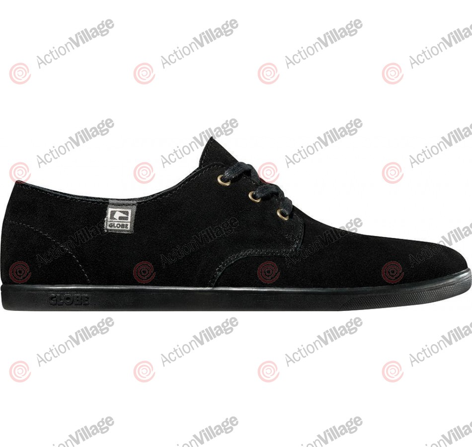 Globe Espy - Black/Black - Skateboard Shoes
