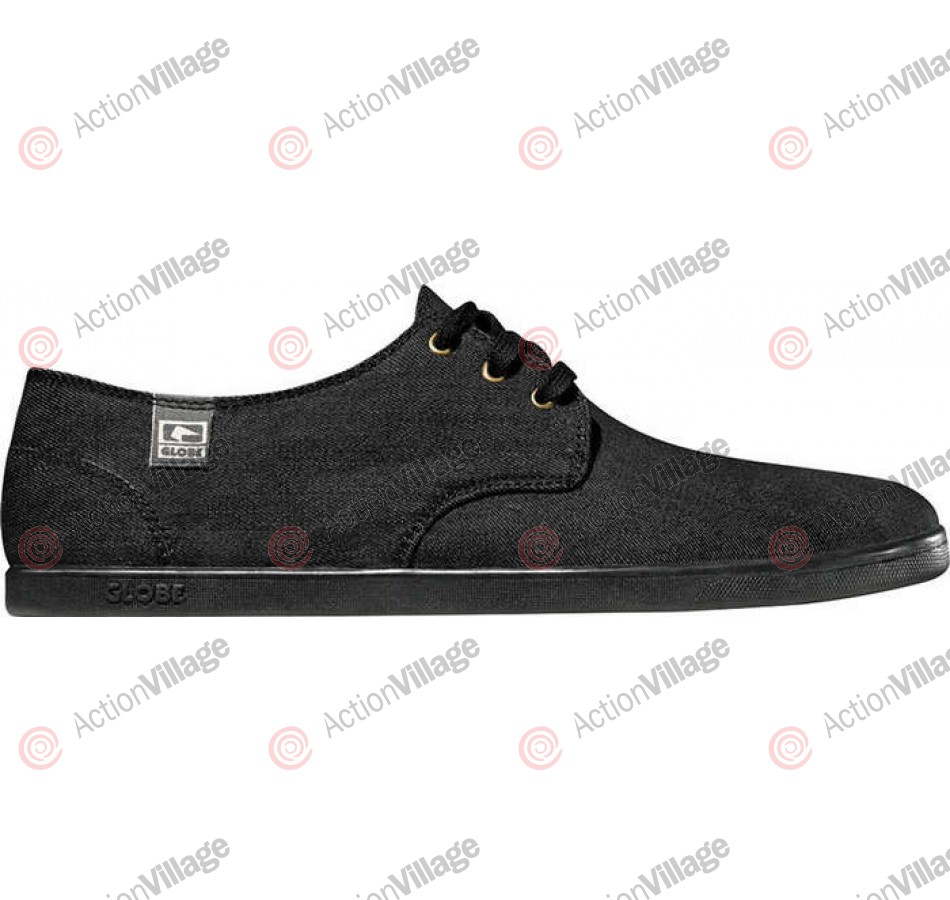 Globe Espy - Black Denim - Skateboard Shoes