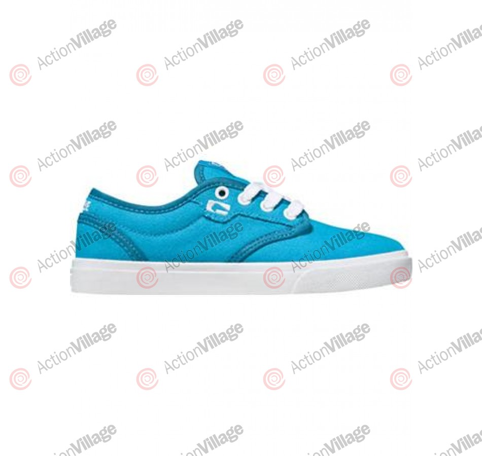Globe Motley-Kids - Highlighter Blue - Skateboard Shoes