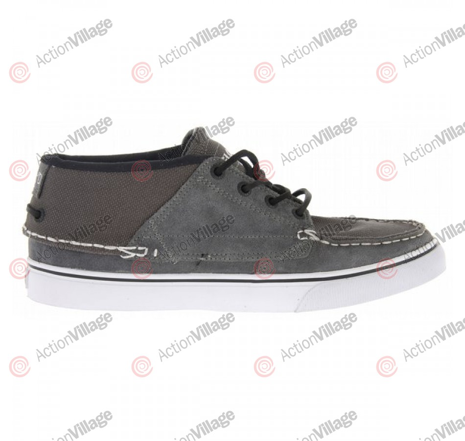 Globe The Bender - Charcoal/White/Black - Mens Skate Shoes