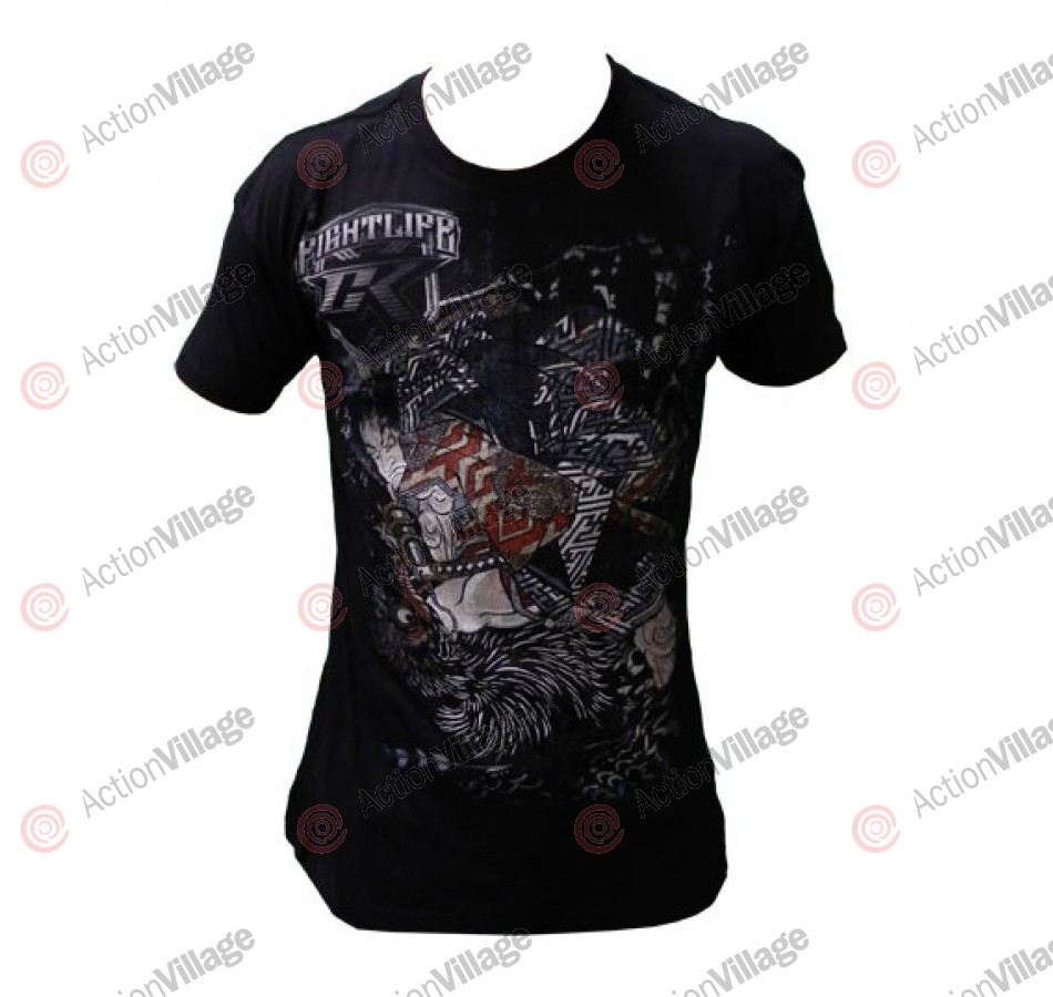 Contract Killer Good vs Evil T-Shirt - Black