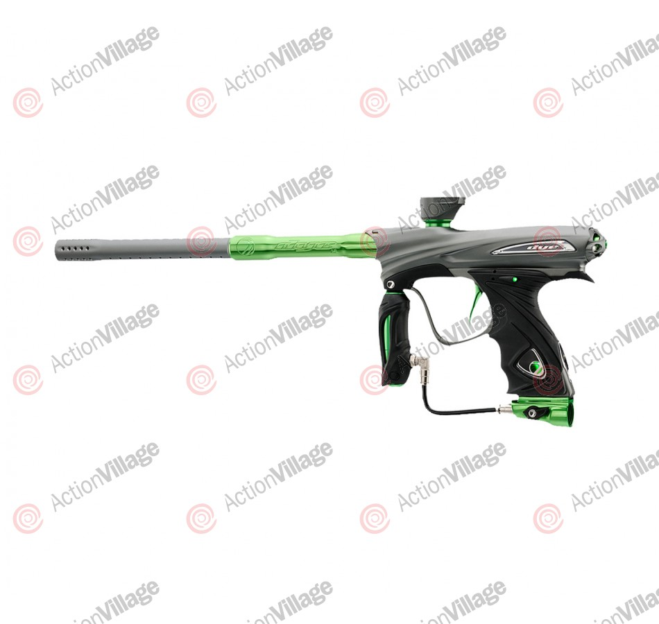 DYE NT11 Paintball Gun - Graphite/Lime