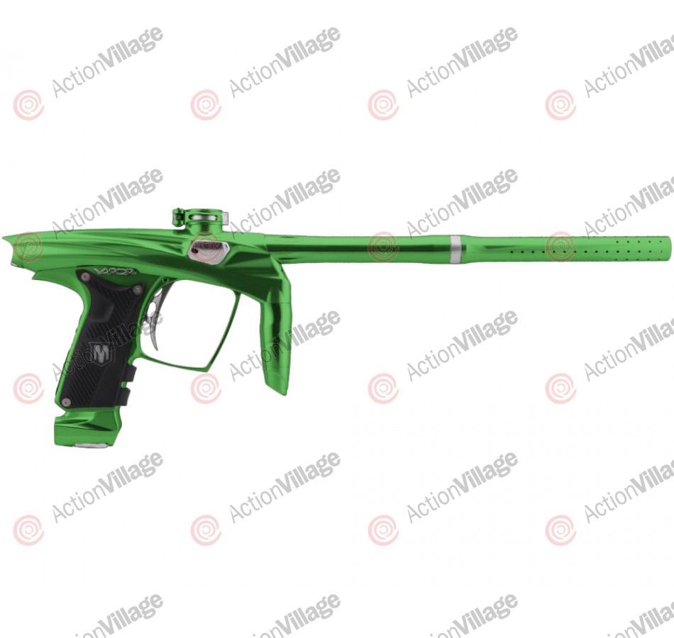 Machine Vapor Paintball Gun - Green w/ Grey Accents