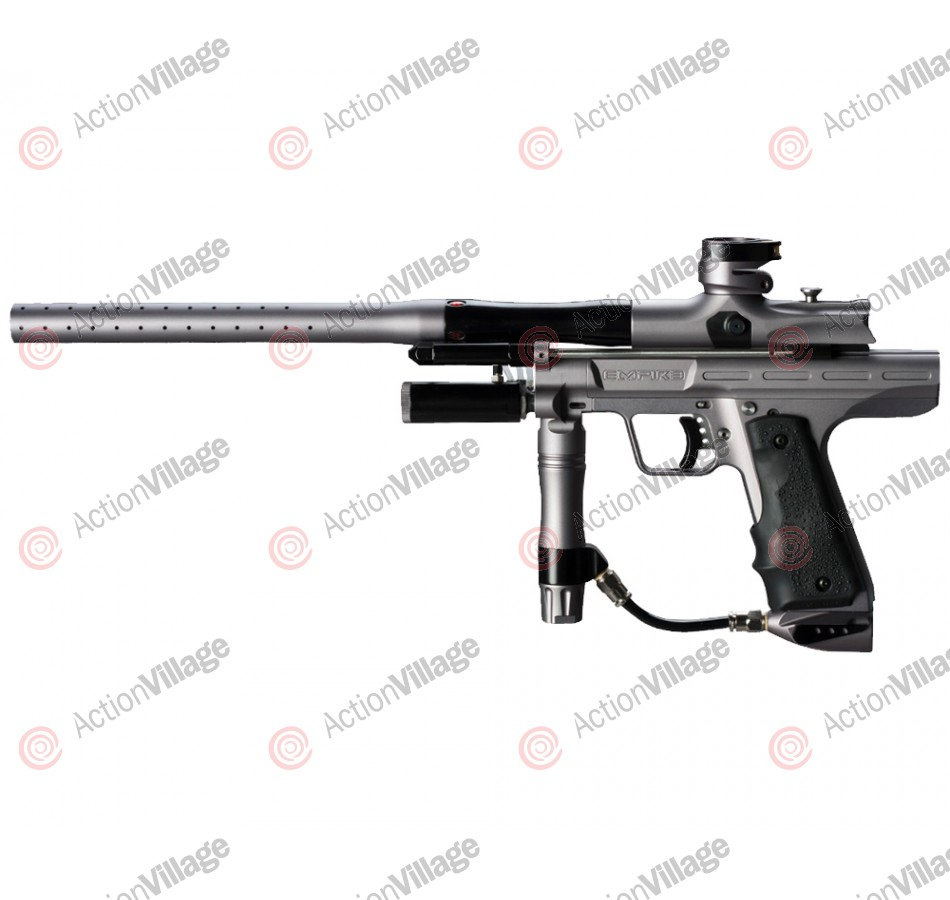 Empire Resurrection Autococker Paintball Gun - Grey
