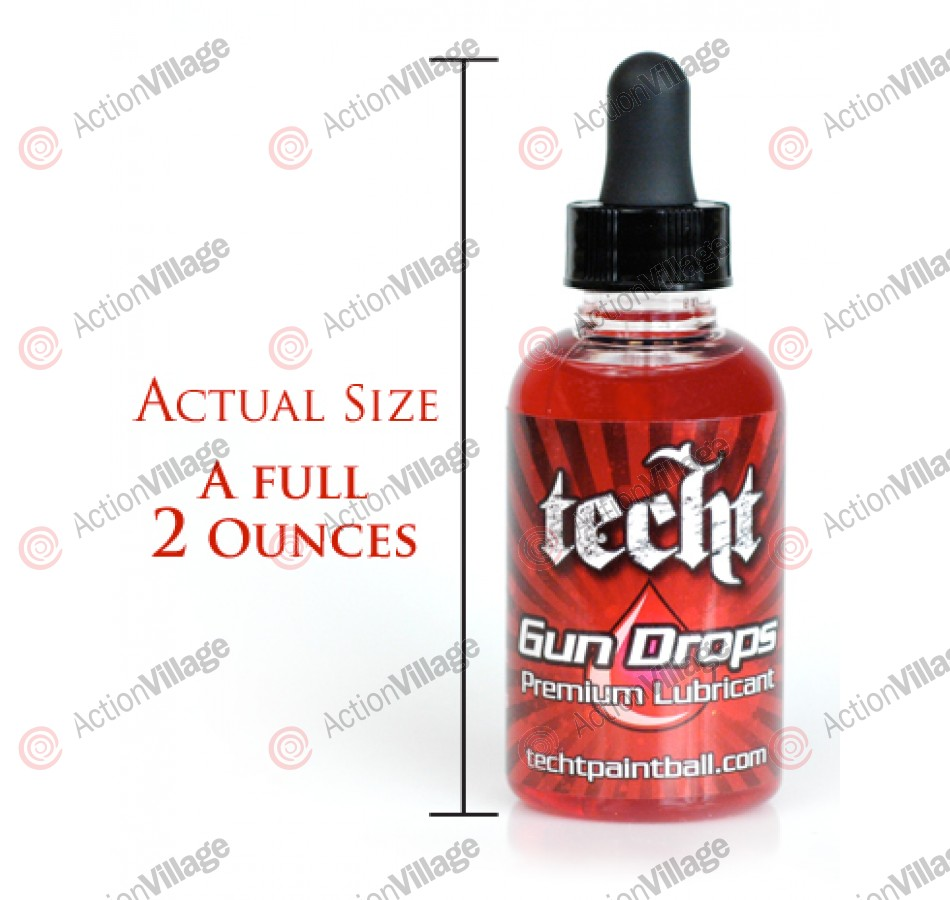 TechT Gun Drops Oil - 2oz.