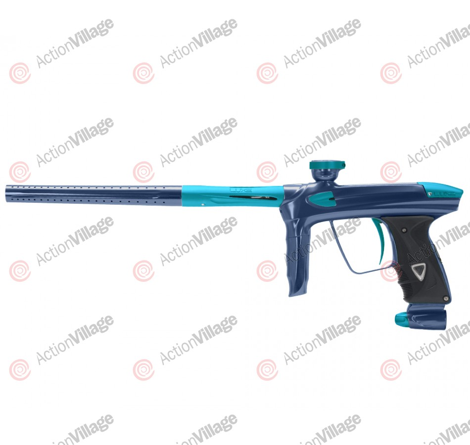 DLX Luxe 2.0 Paintball Gun - Gun Metal/Dust Teal