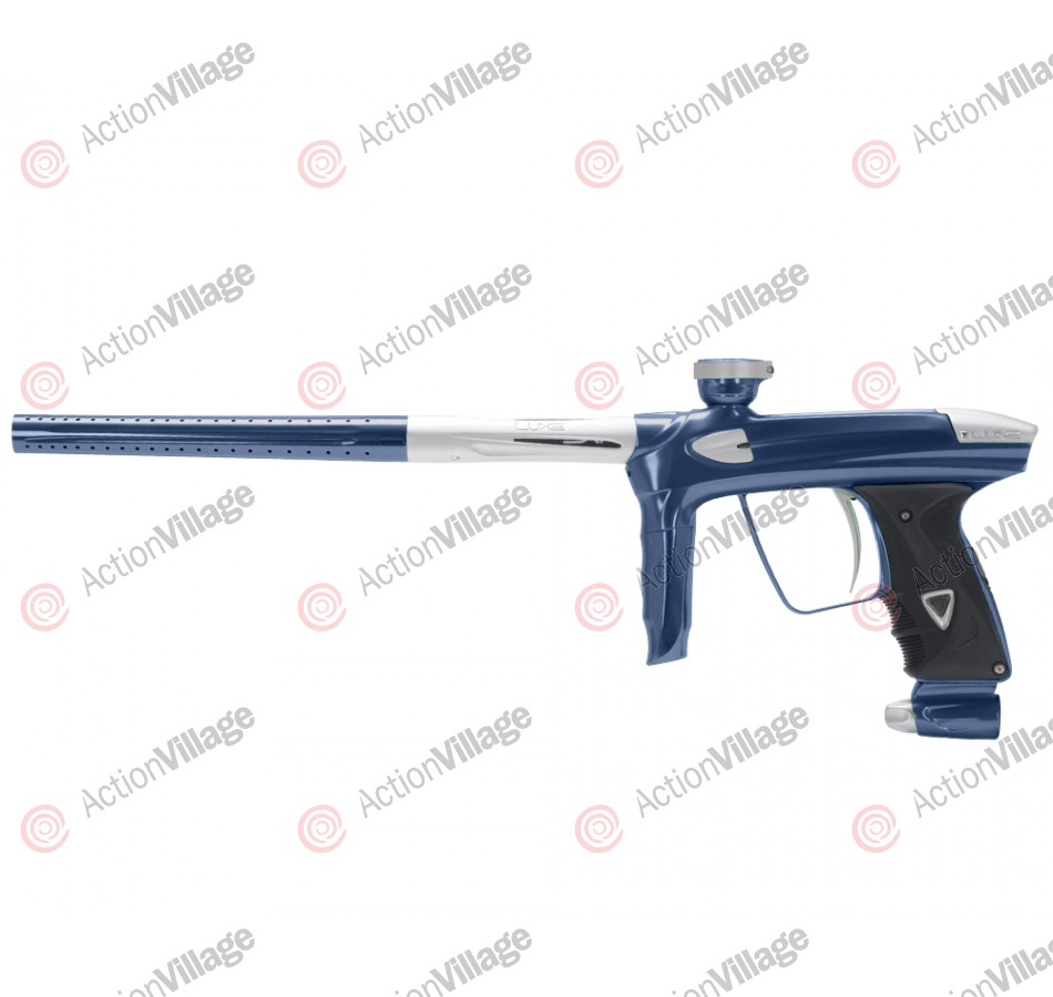 DLX Luxe 2.0 Paintball Gun - Gun Metal/Dust White