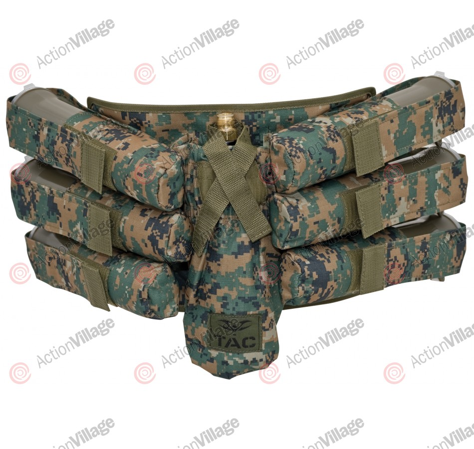 Valken V-Tac Paintball Harness 6+1 - Marpat