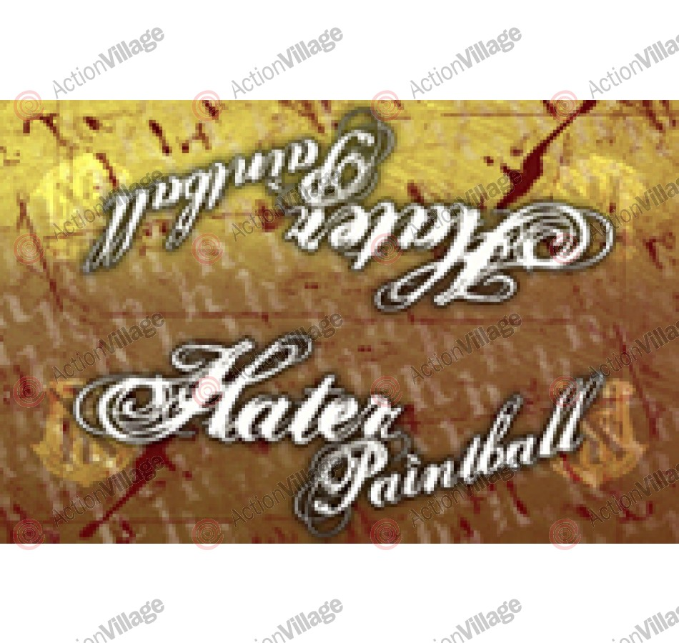 Hater Gun Graffiti - Hater Paintball Script