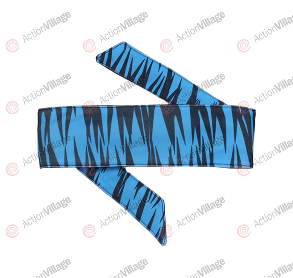 HK Army Headband - Jagged Blue