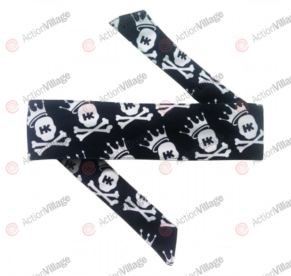 HK Army Headband - King Black