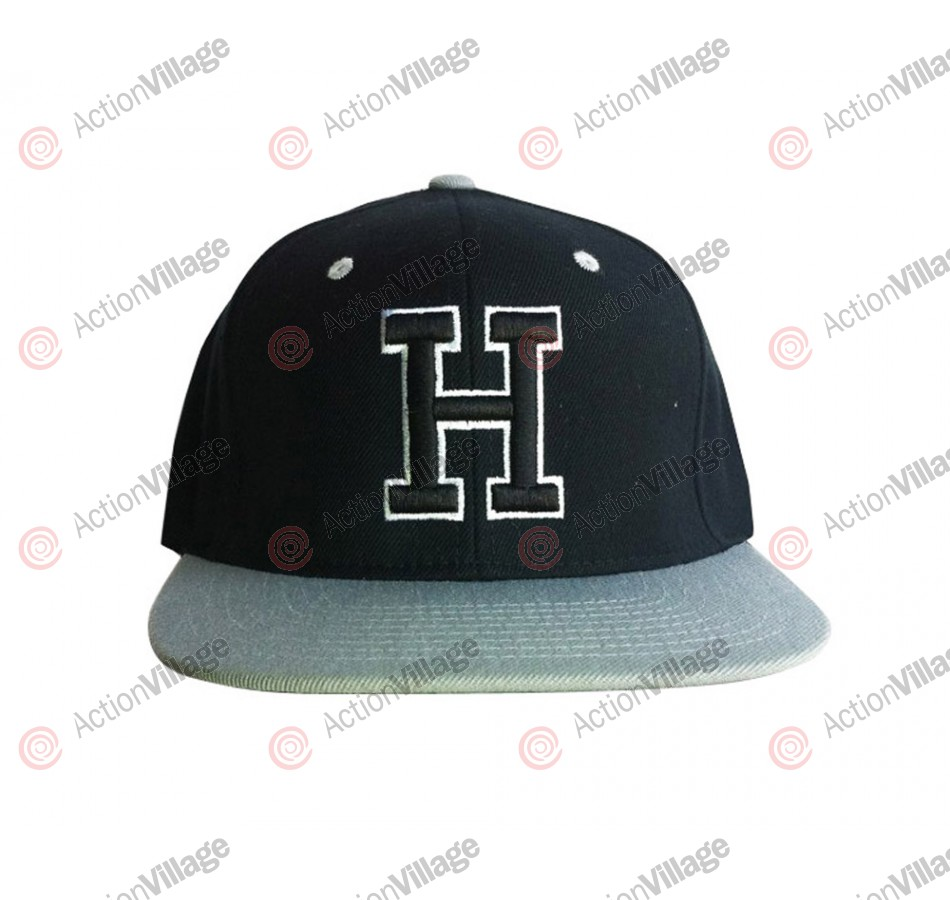 HK Army Flex Fit H Hat - Black
