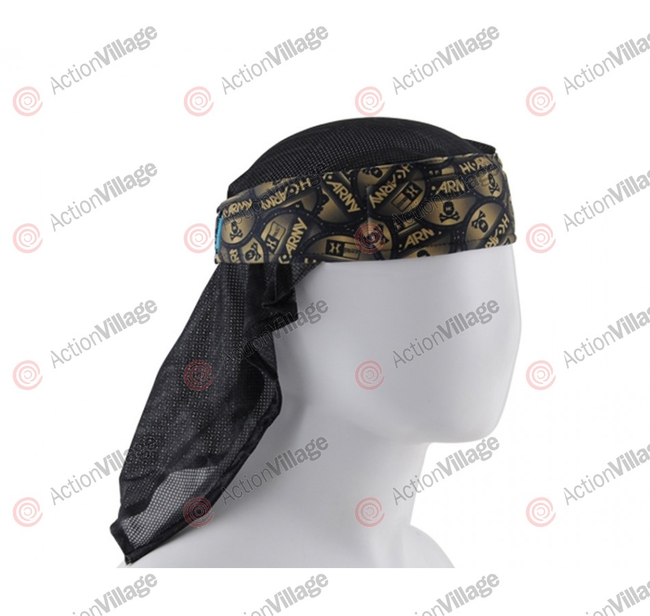 HK Army Headwrap - Hostile Kids Era