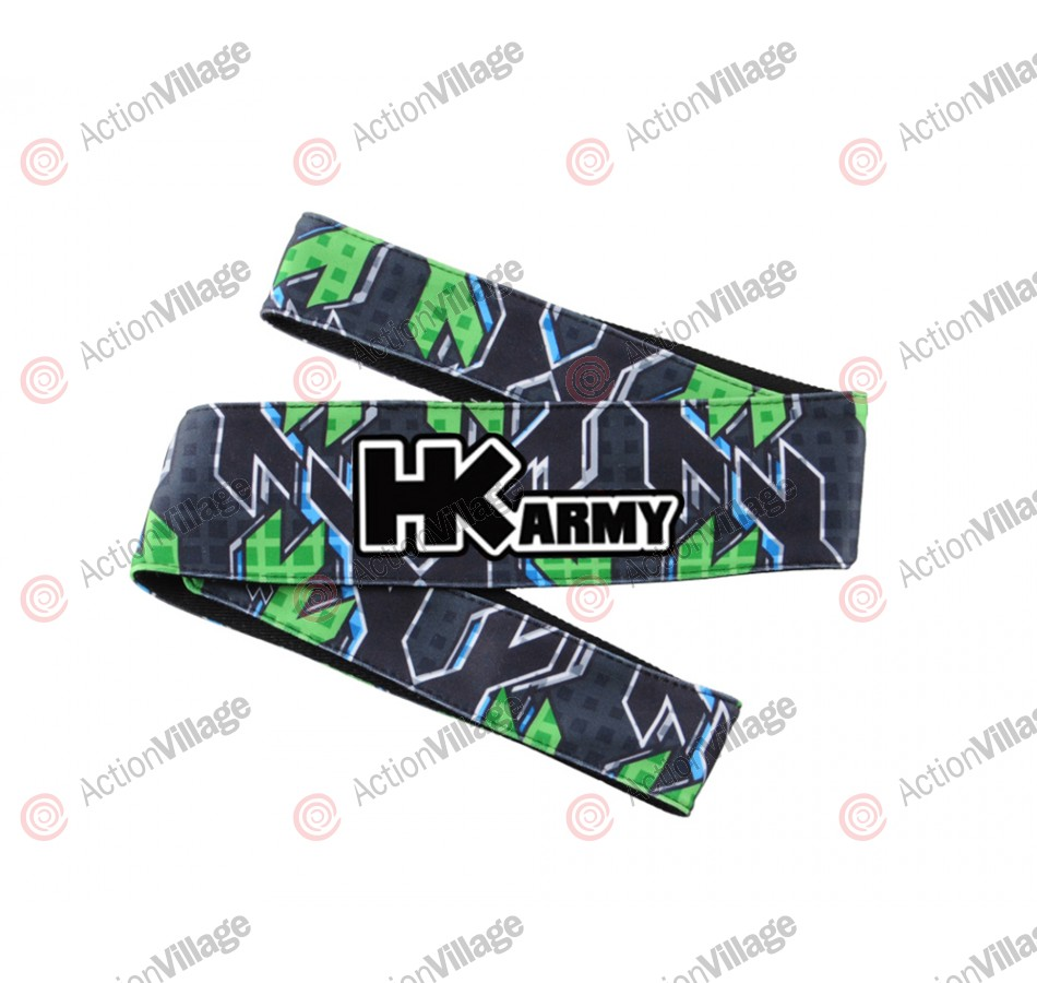 HK Army Headband - HK Matrix Mint