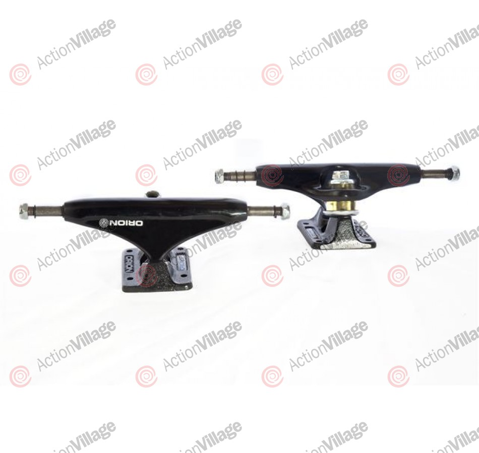 Orion Trucks Superior - 140mm - Blackout - Skateboard Trucks