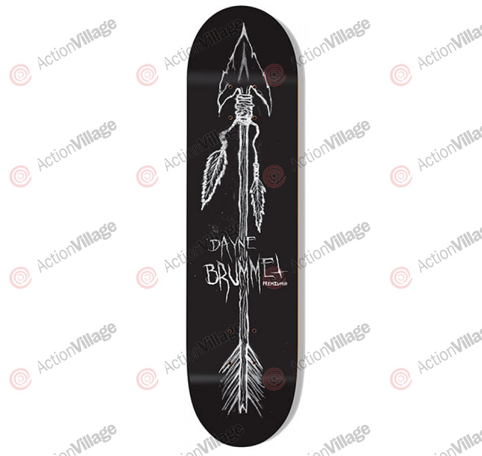 Premium Skateboards Death Slayer Brummet - 8.125 - Skateboard Deck