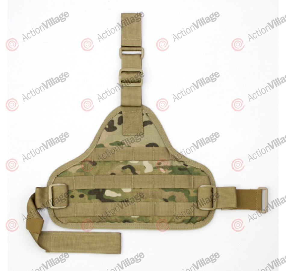 Full Clip Gen 2 Leg Panel - Multicam