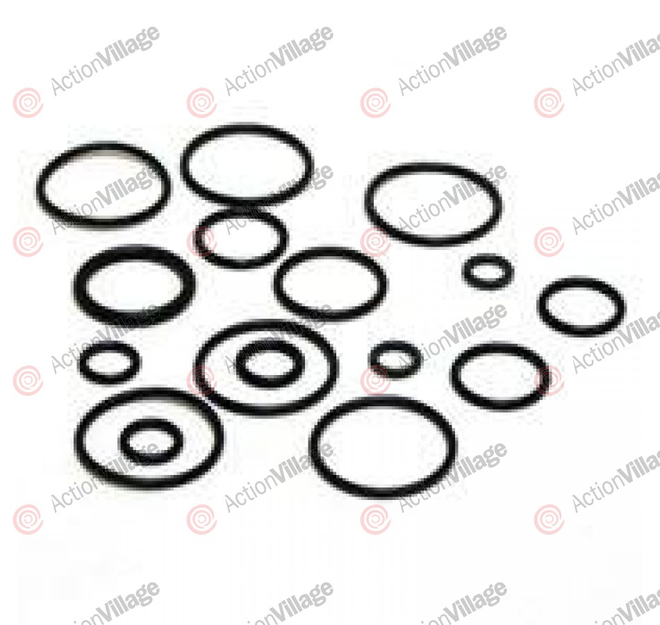 TechT Ion L7 Bolt Replacement O-Rings