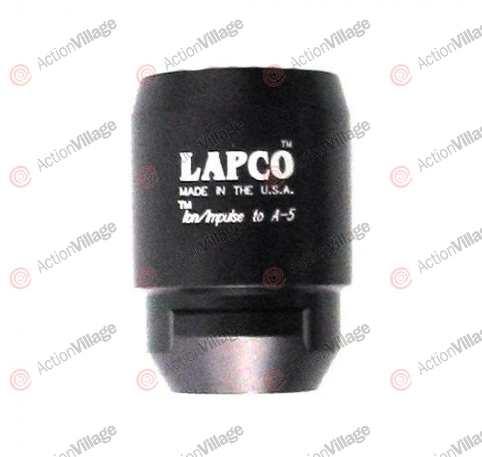 Lapco Barrel Adapter Ion To A5