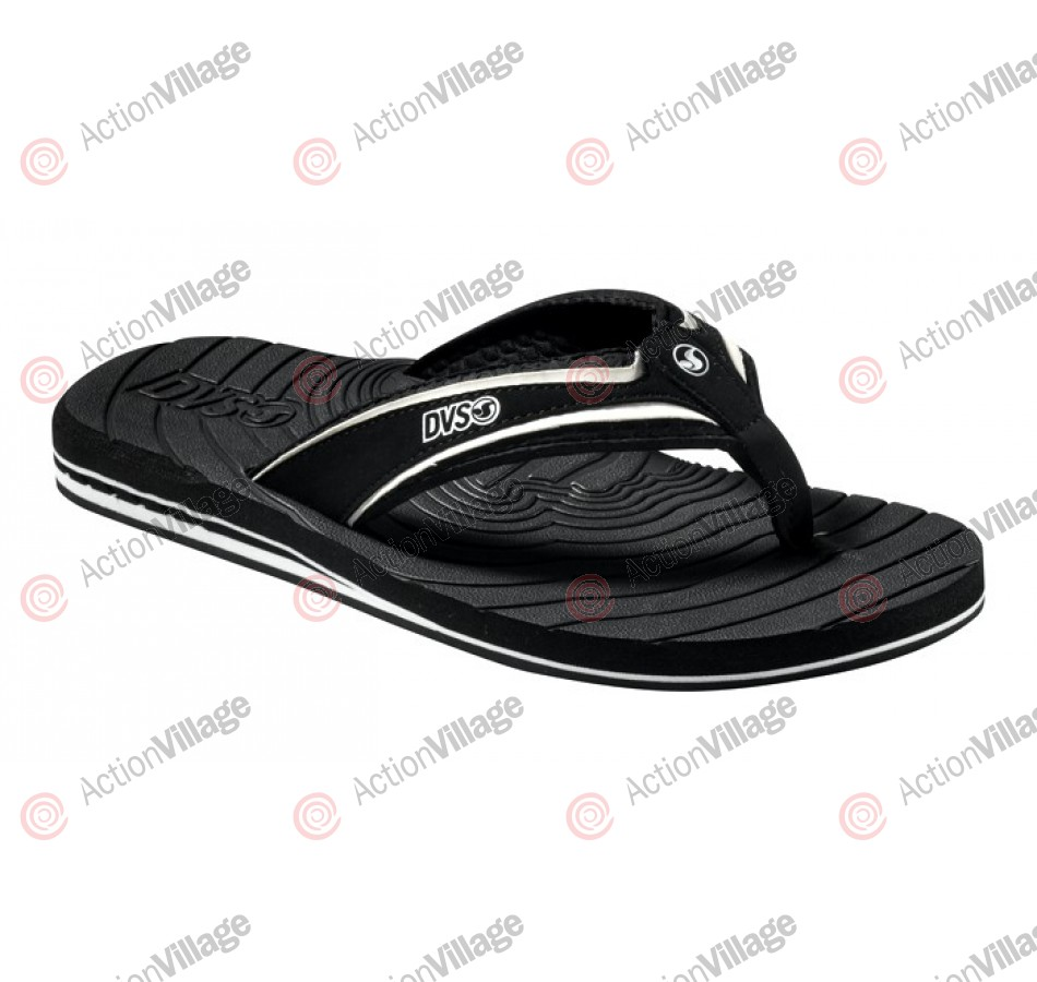 DVS Jordy 2 - Black/White - Sandals