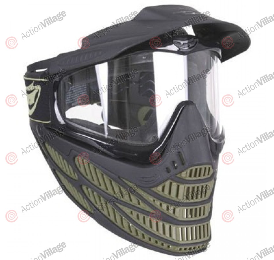 Jt Flex 8 Paintball Mask - Olive