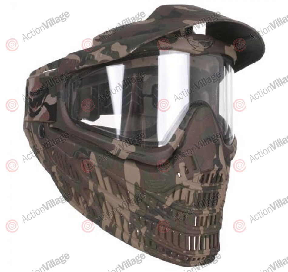 Jt Flex 8 Paintball Mask - Camo