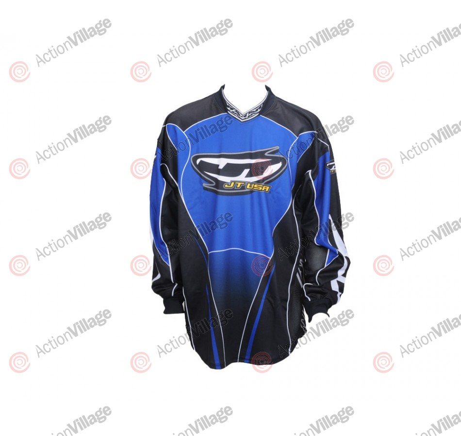 JT 2006 06 Pro Series Paintball Jersey - Blue