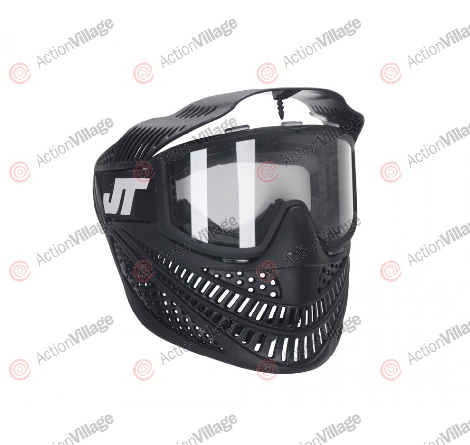 JT Raptor Paintball Goggles - Black