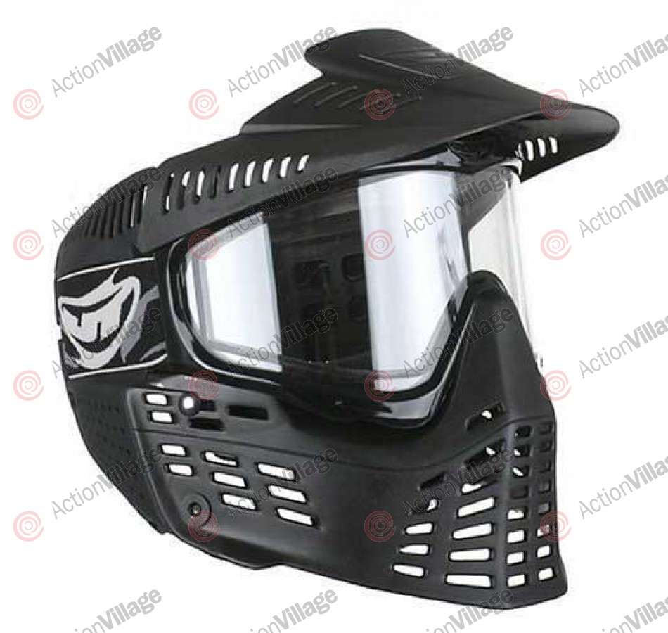 Jt Flex Spectra Thermal Paintball Mask - Black