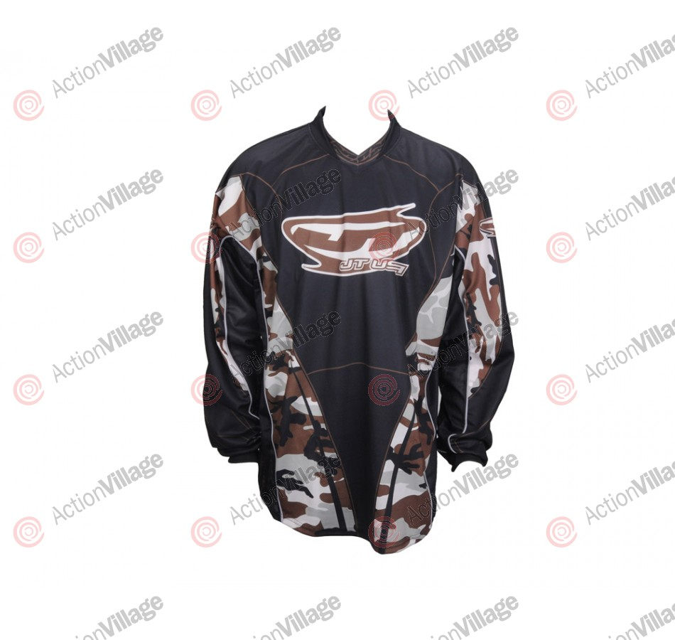 JT 2006 06 Pro Series Paintball Jersey - Desert Camo
