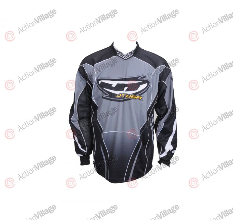 JT 2006 06 Pro Series Paintball Jersey - Grey