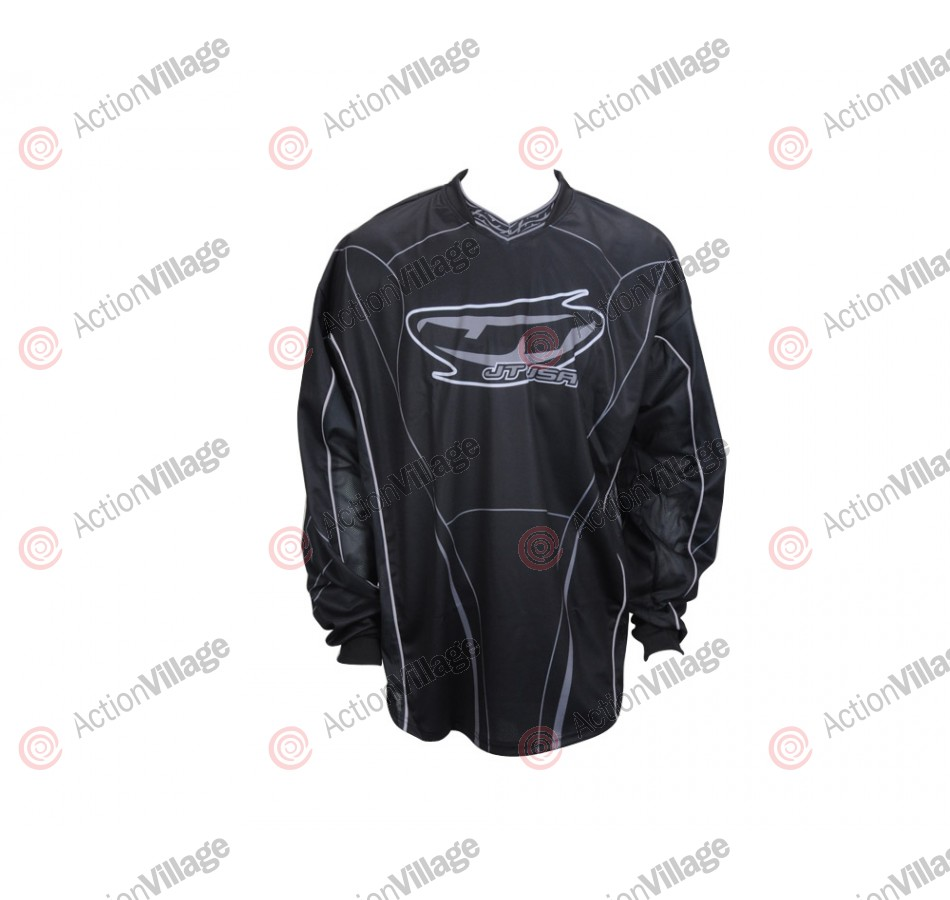 JT 2006 06 Pro Series Paintball Jersey - Stealth