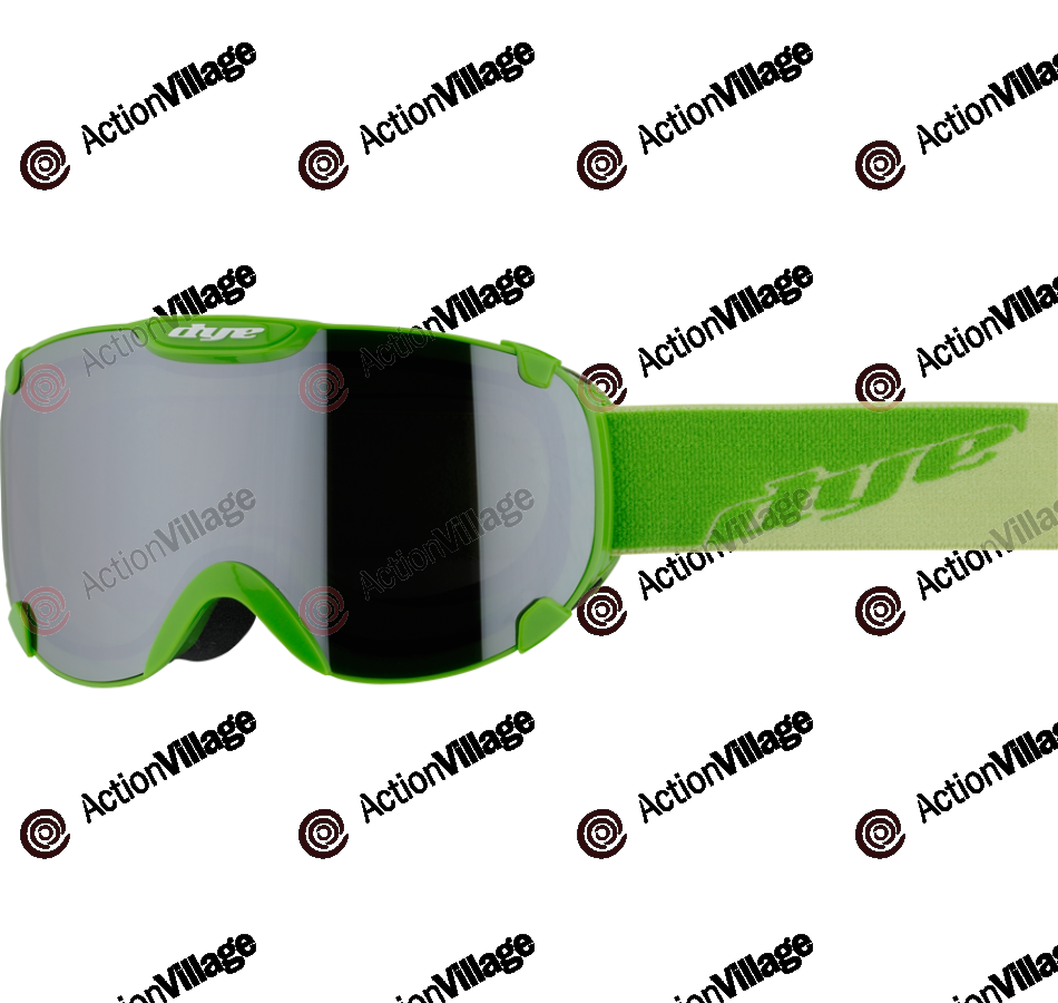 Dye T1 Youth Snowboard Goggles - Green