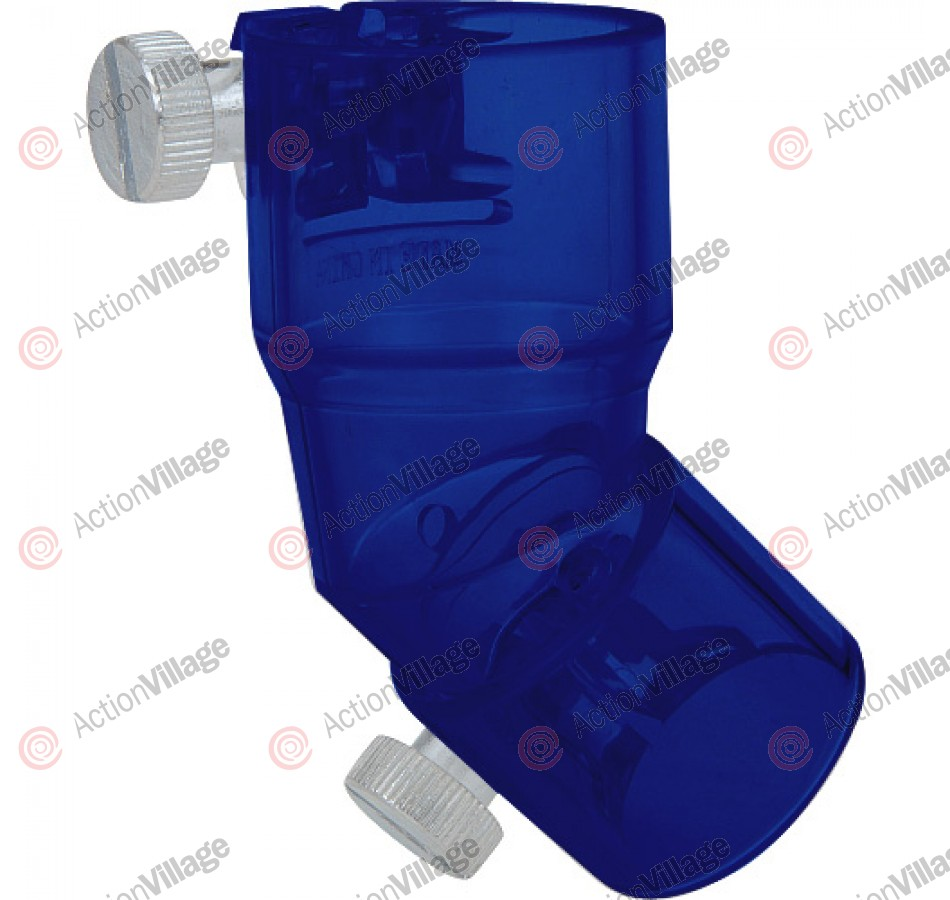 Kingman Spyder 45 Degree Elbow - Blue