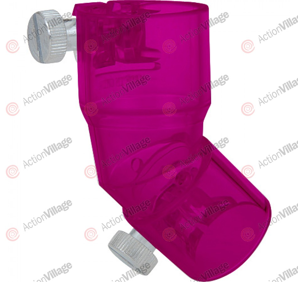 Kingman Spyder 45 Degree Elbow - Pink