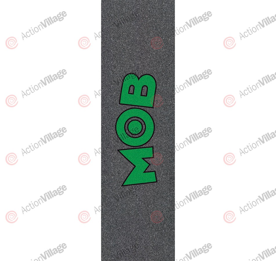Mob Logo Grip Tape 9in x 33in - 1 Sheet - Skateboard Griptape