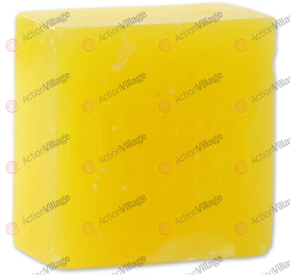 Lucky Wax Tablet - Yellow - Skateboard Wax