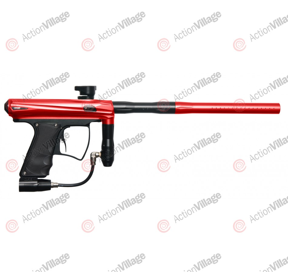 MacDev Drone DX Paintball Gun - Red