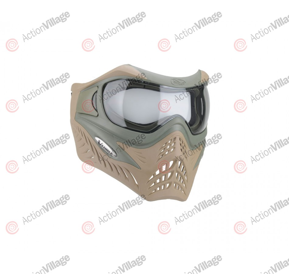 V-Force Grill Paintball Mask - Desert Tan