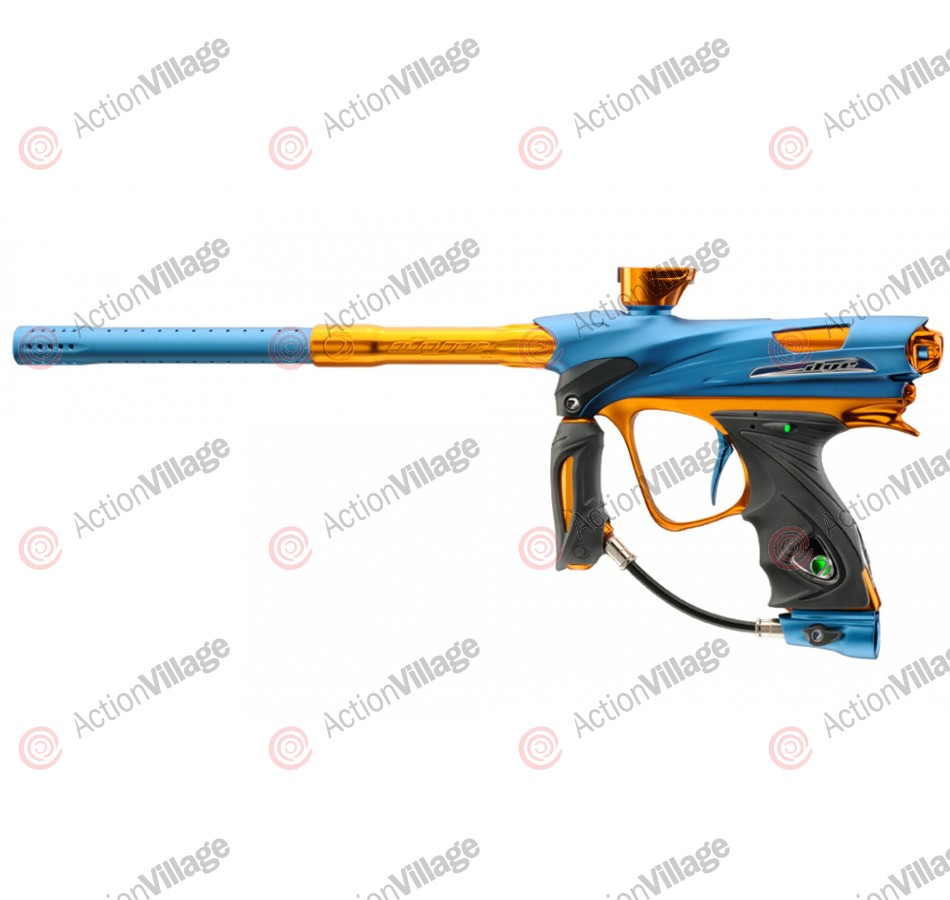 DYE DM12 Paintball Gun - Limited Edition Miami Vice